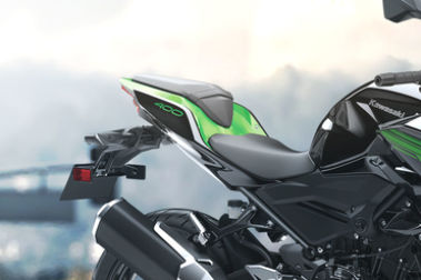 Kawasaki Z400 Seat