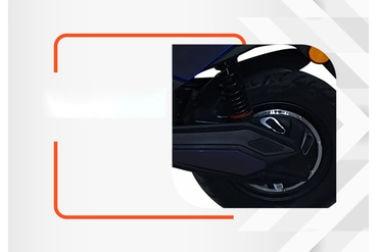 Komaki X2 Vogue Engine