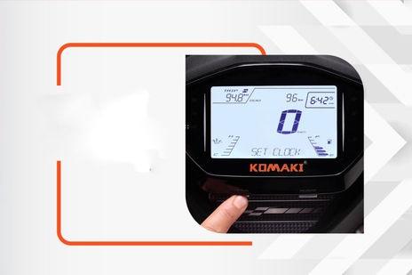 Komaki X2 Vogue Speedometer