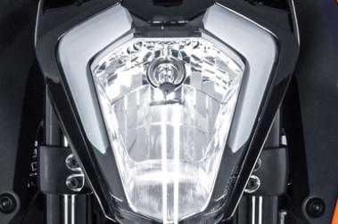 केटीएम 125 ड्यूक Head Light