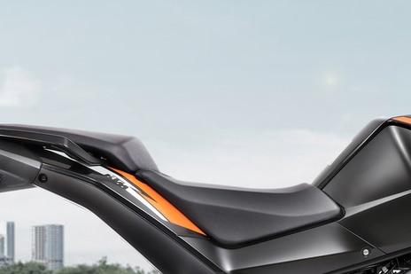 KTM 125 Duke Seat