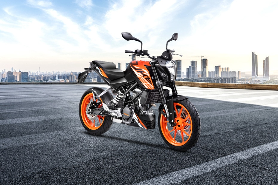 ktm 125 duke price specs mileage reviews. Black Bedroom Furniture Sets. Home Design Ideas