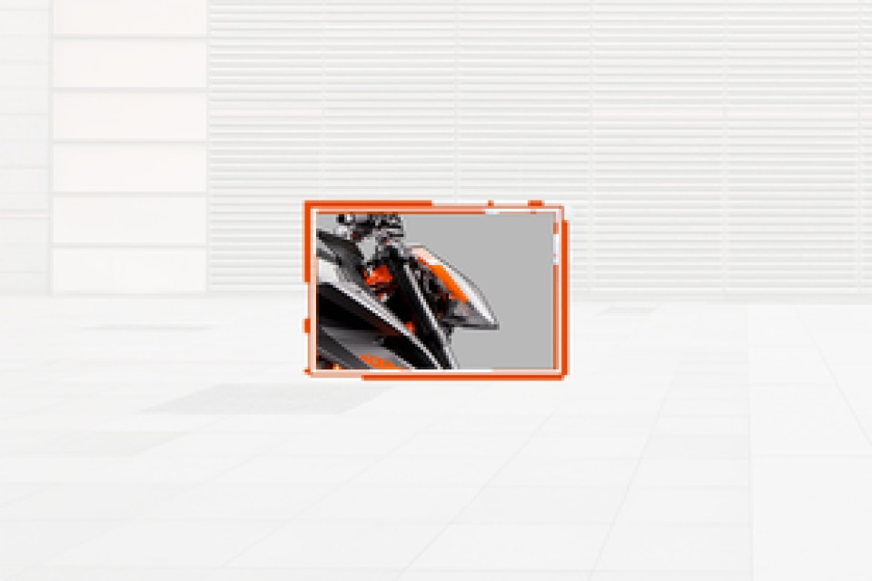 2020 KTM 1290 Super Duke R Head Light