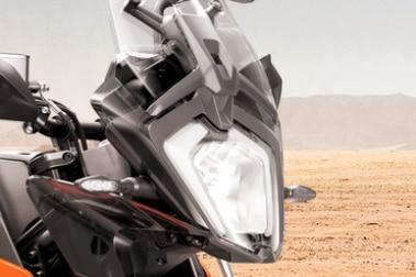 KTM 250 Adventure Head Light