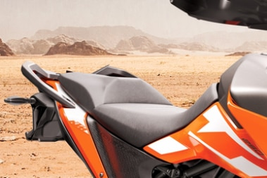 KTM 250 Adventure Seat