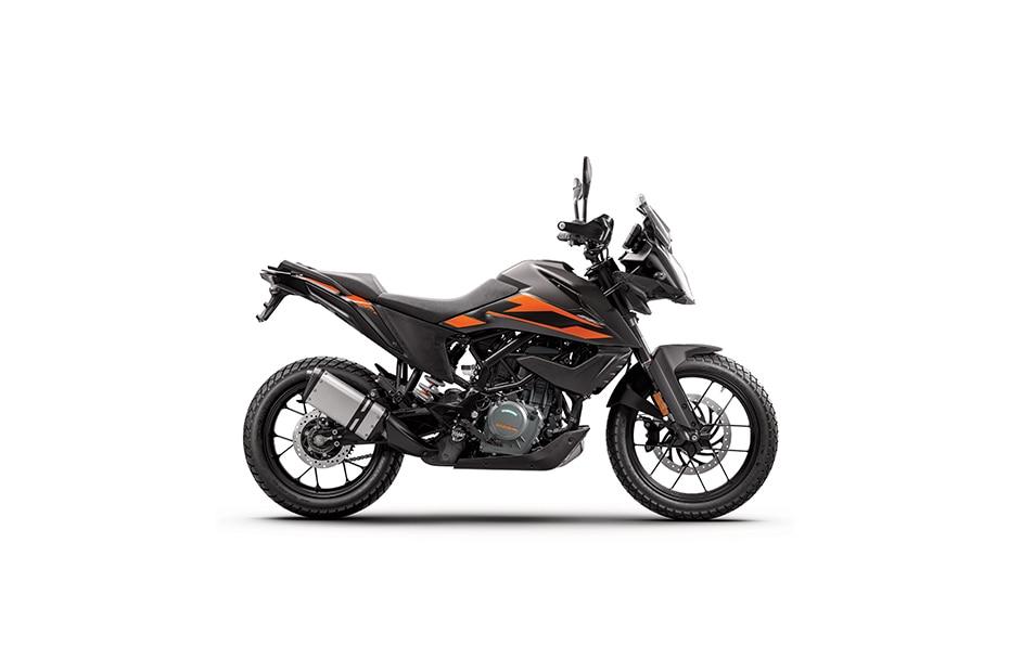 Black With Orange