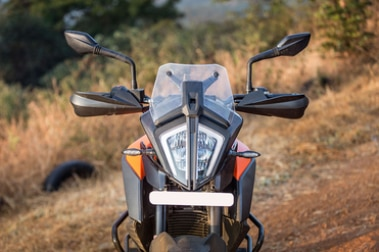 KTM 390 Adventure Head Light