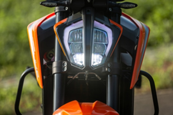 KTM 790 Duke Head Light