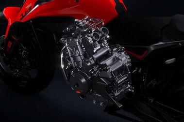 KTM 790 Duke Engine