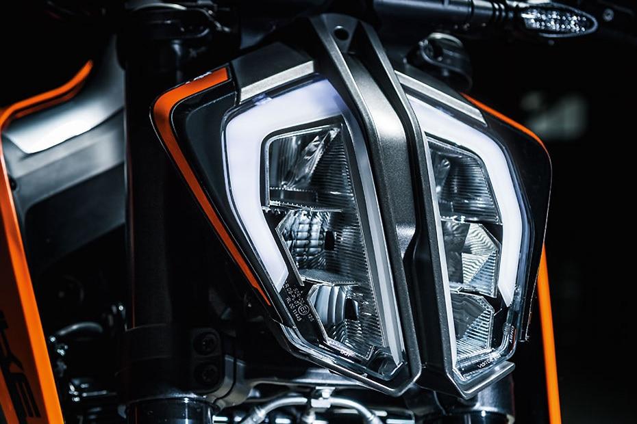 KTM 790 Duke Head Light