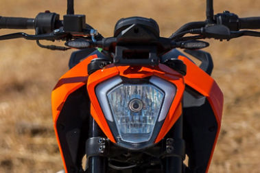 KTM 250 Duke Head Light
