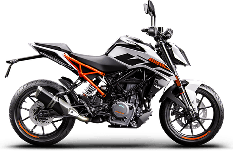 ktm duke 250 price in ahmedabad (with gst price) - ex showroom