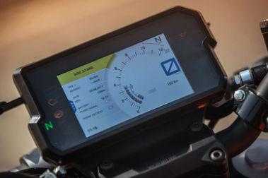 KTM 390 Duke Speedometer
