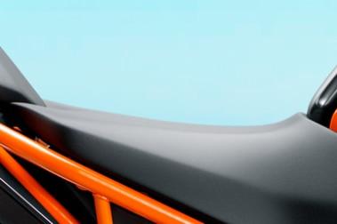 KTM 200 Duke Seat