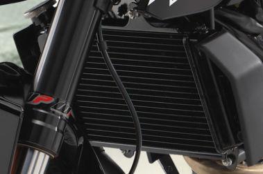 KTM 200 Duke Cooling System