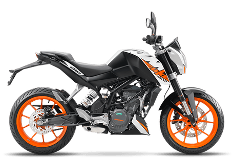 ktm 200 duke price (check diwali offers), images, colours, mileage