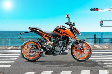 Used KTM 200 Duke Bikes in Thane