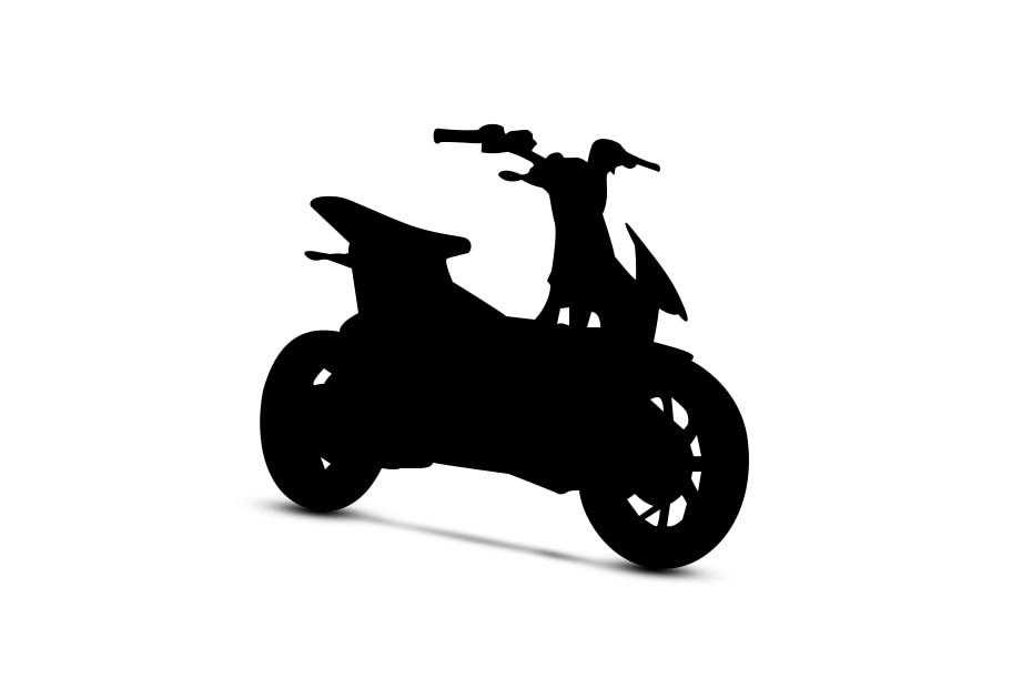 KTM Electric Scooter एसटीडी