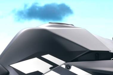 KTM RC 390 Fuel Tank