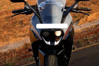 KTM RC 390 Head Light