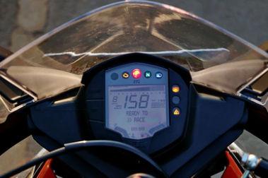 KTM RC 390 Speedometer