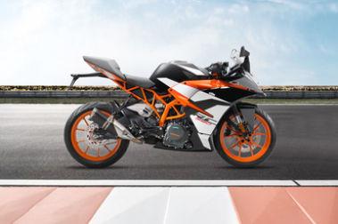 KTM RC 390 2018