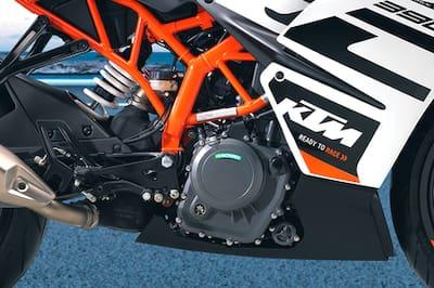 KTM RC 390 Engine