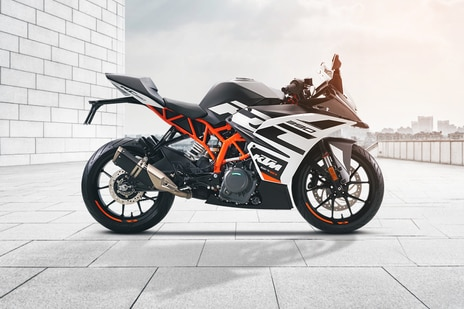Used KTM RC 390 Bikes in Gurgaon
