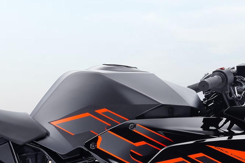 KTM RC 200 Fuel Tank