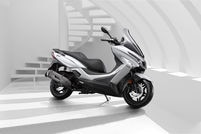 Speed town top kymco 300i x Review: Kymco