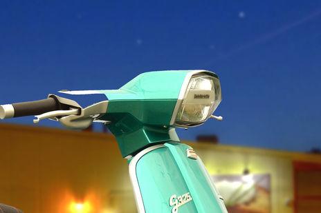 Lambretta G-Special Electric Scooter Head Light