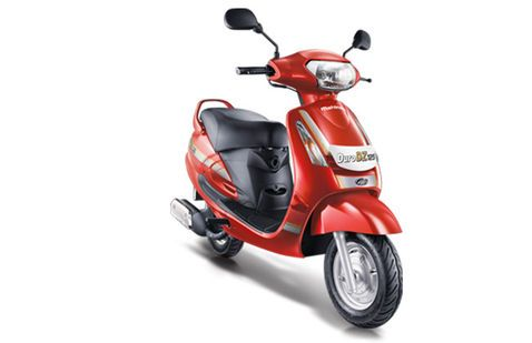 Mahindra Duro Derby Red