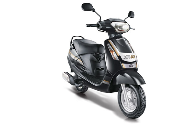 Mahindra Duro Loan - black