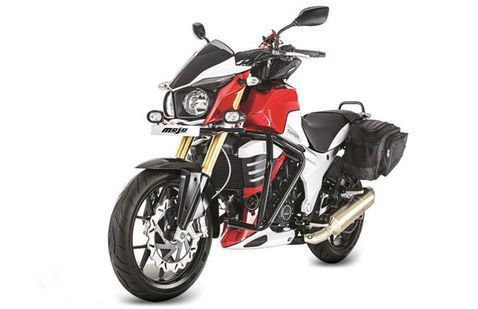 Mahindra MOJO XT 300