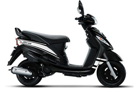 Mahindra Rodeo Bolt Black