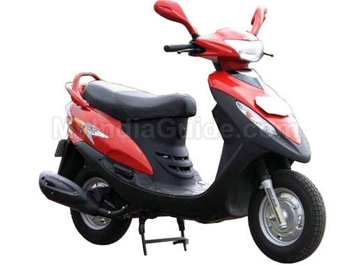Mahindra Sym FLyte Price, Specs, Mileage, Reviews, Images