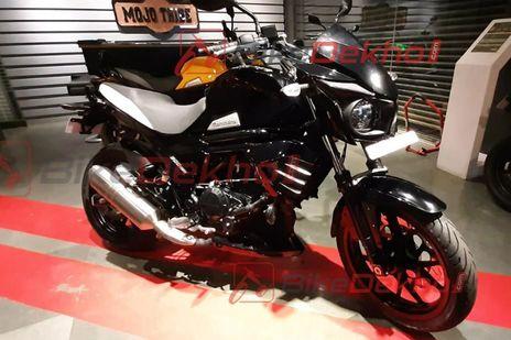 Mahindra Mojo 300