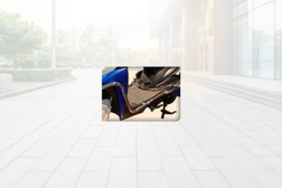 Merico Speedstar Foot Space View