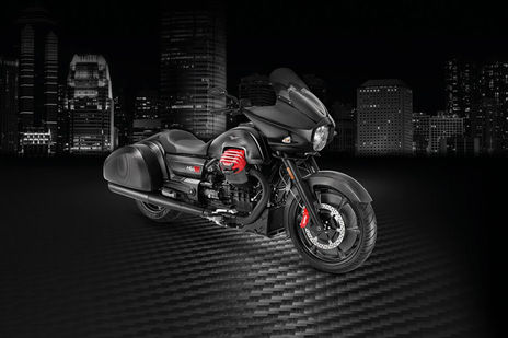 Moto Guzzi MGX-21 STD