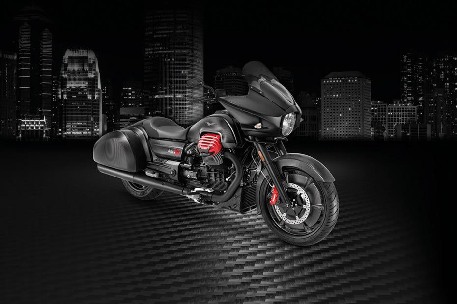 Moto Guzzi MGX-21 STD BS6