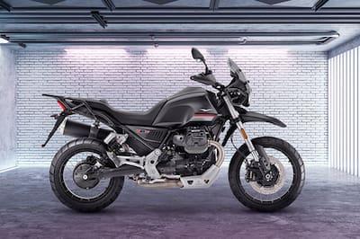 Moto Guzzi V85 TT Right Side View