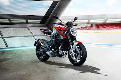 MV Agusta Brutale 800 Right Side View