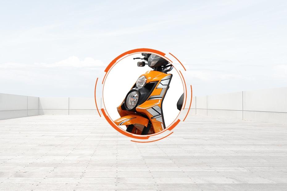 NDS ECO MOTORS NDS ECO Lio Plus Head Light