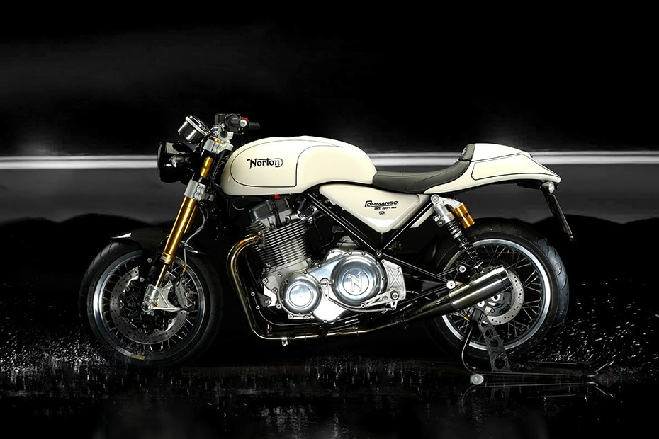 Norton Commando 961 Sport Left Side View
