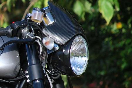 Norton Dominator Head Light