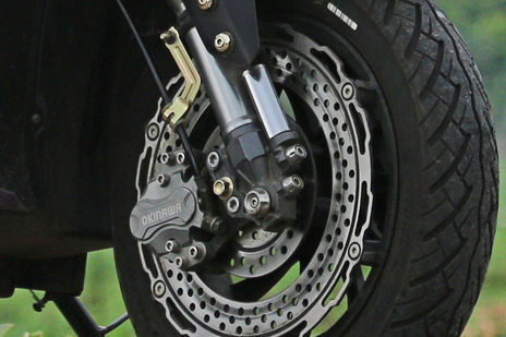 undefined Front Brake View