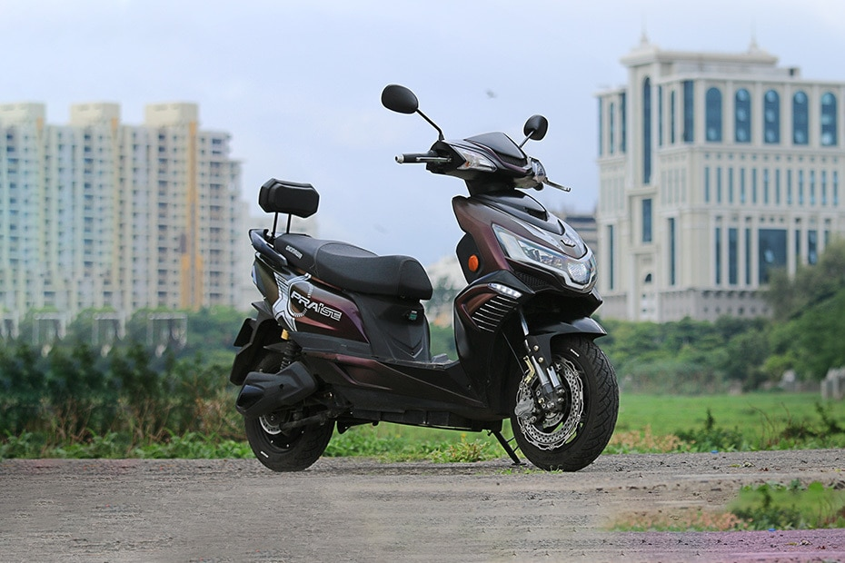 Okinawa Praise Price, Mileage, Images, Colours, Specs, Reviews