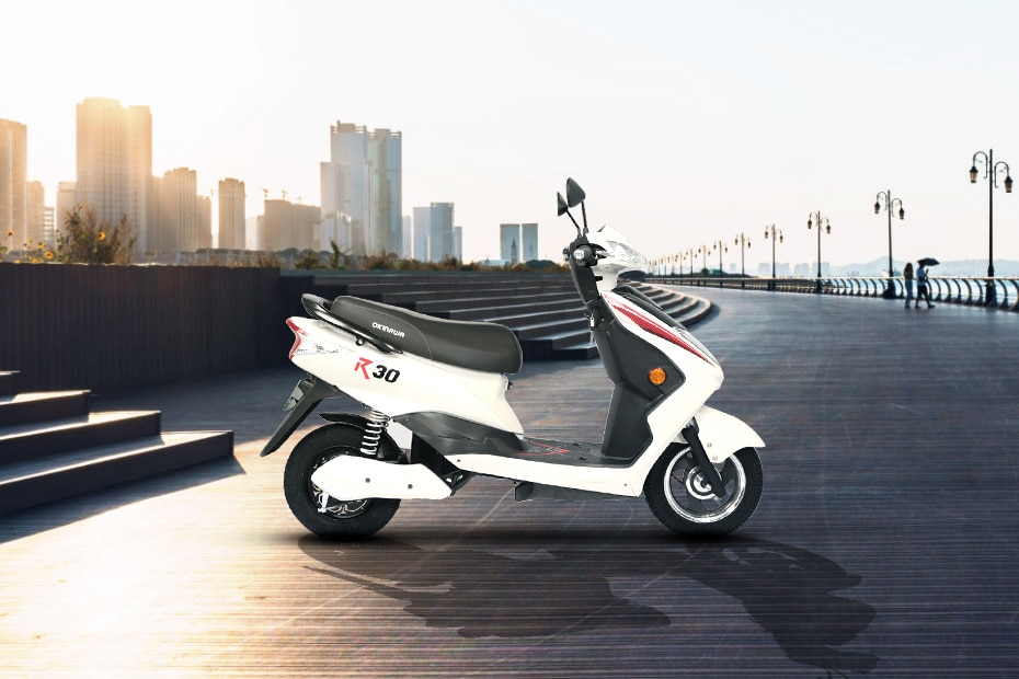Okinawa R30 electric scooter Right Side View