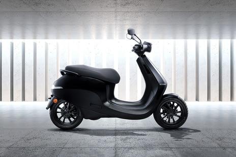 Ola Electric Ola Scooter