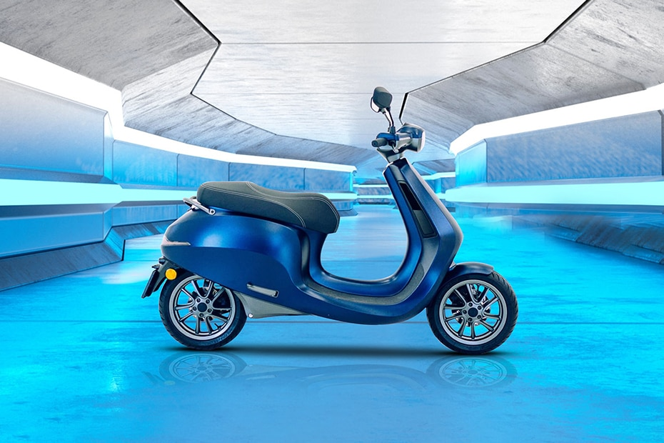 Ola Electric AppScooter Right Side View
